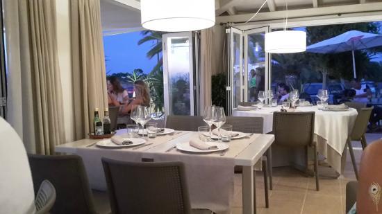 Florit Restaurant : Innenraum