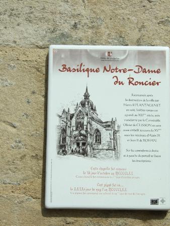 Basilique Notre Dame du Roncier : Savoir l'essentiel sur cette basilique