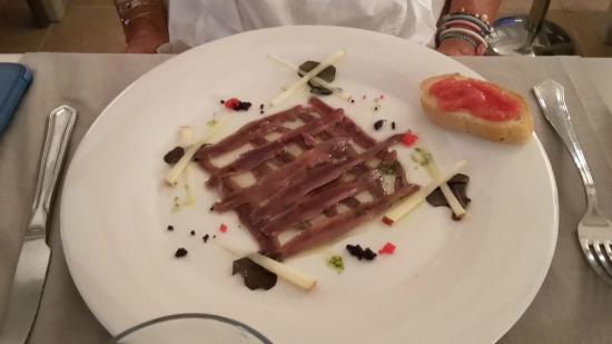 Florit Restaurant : Boquerones