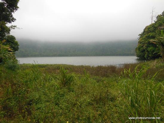 Annobon Island, Ekvatorial-Guinea: Le lac