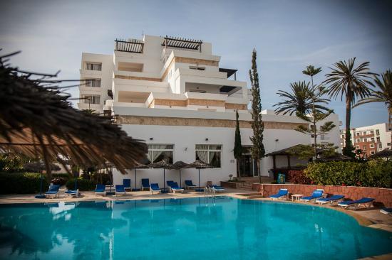Residence INTOURISTE Aparthotel: Résidence Intouriste (piscine)