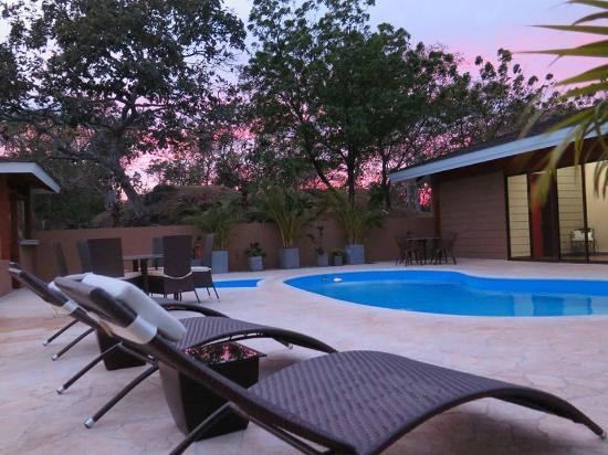 Nicoya, Costa Rica: Rancho Humo pool