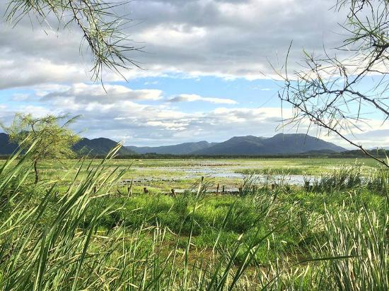 Nicoya, Costa Rica: Rancho Humo landscape