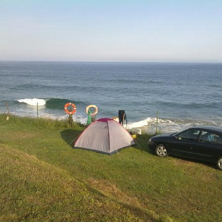 Pechon, Spain: Camping Las Arenas