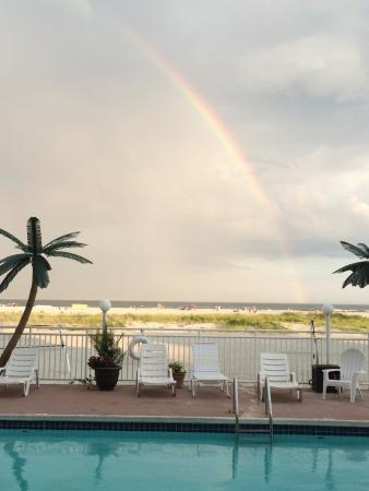 Madrid Oceanfront Condominiums: Madrid Rainbow