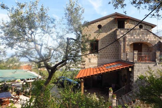 Agriturismo L'Olivara: La maison principale