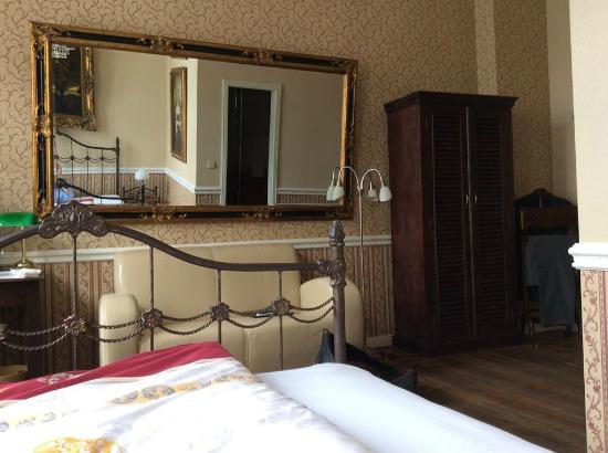 Honigmond Garden Hotel: The room