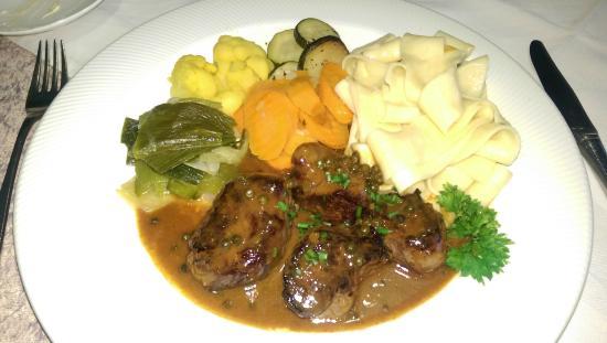 Restaurant Diana Leukerbad