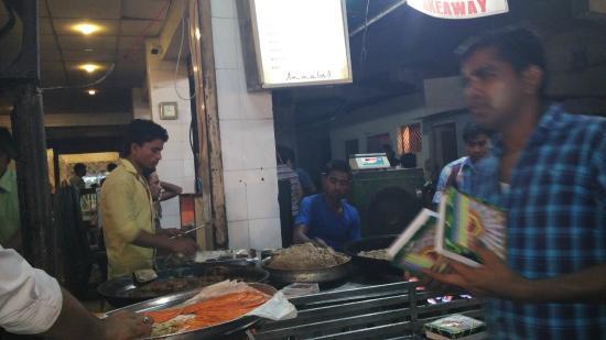 Aminabad: Tundey kababs