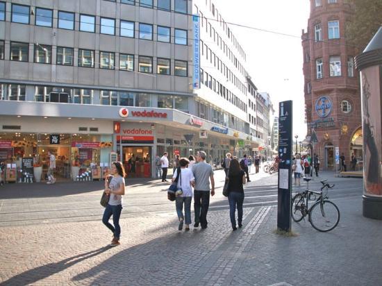 Kaiserstraße Karlsruhe Geschäfte
