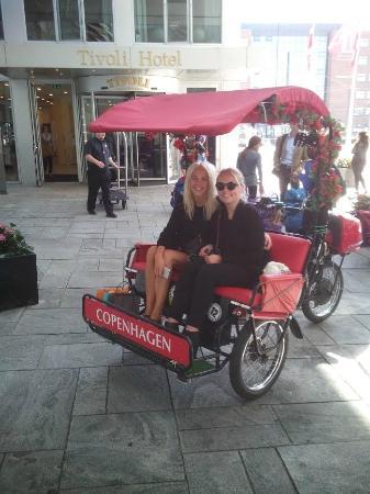 Kobenhavns Cykeltaxa