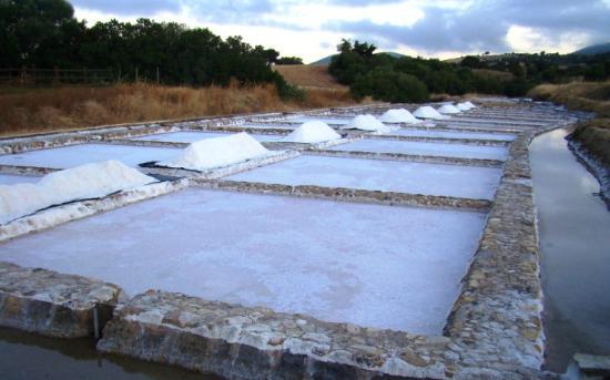 Prado del Rey, Spain: Salinas Romanas de Iptuci