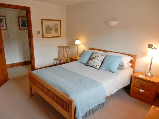South Barrow, UK: Double Room