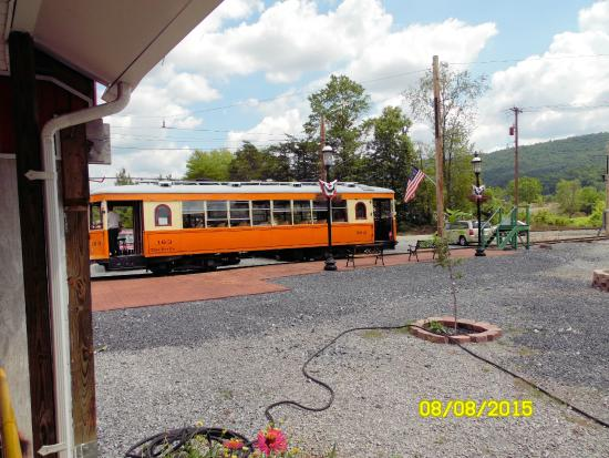Rockhill Furnace, Пенсильвания: Johnstown trolley