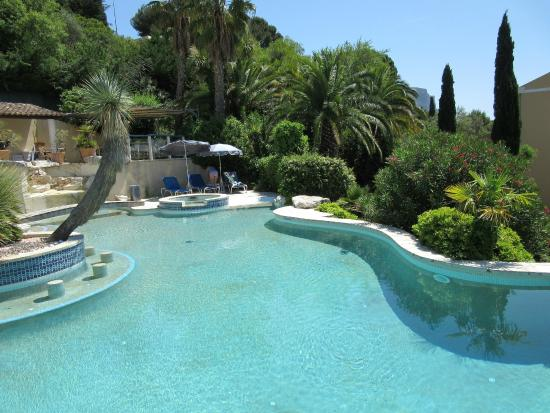 Picture of hotel royal cottage cassis for Cassis france hotels