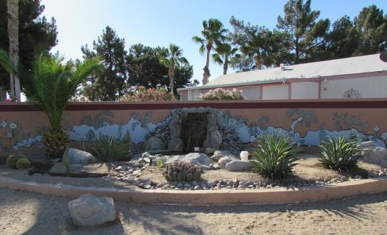 Westwind RV & Golf Resort: The North Entrance