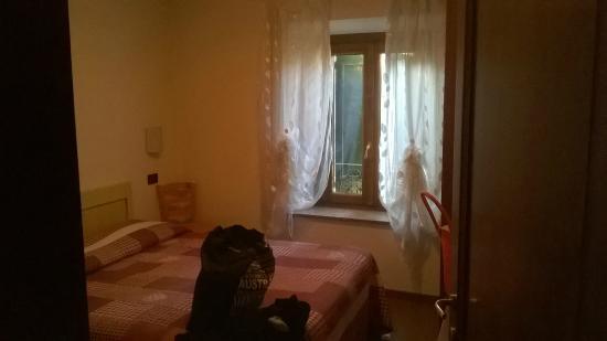 Vista dalla camera - Foto di Albergo Bel Soggiorno, Fiumalbo ...