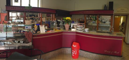 Bar La terrazza - Picture of La Terrazza, Varese - TripAdvisor