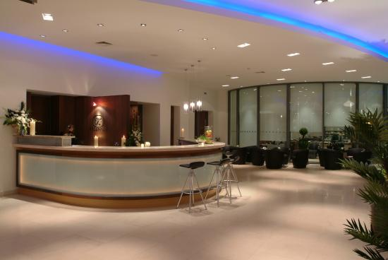 Straffan, Irlanda: Reception at The K Spa