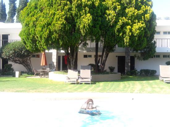 Hotel Rio Tequisquiapan: La alberca