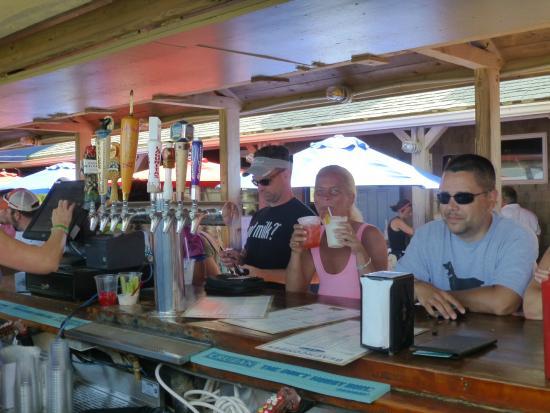 Wellfleet Beachcomber : Jenn testing two in one