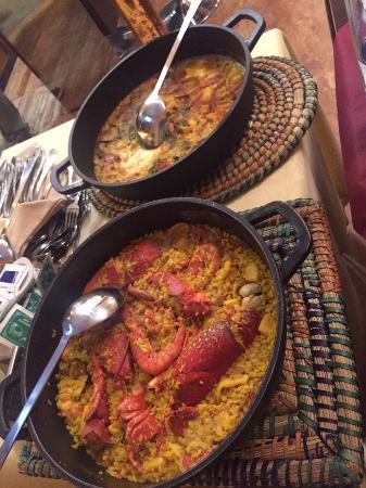 La Roja Bar Restaurante : Excelente local Excelente atendimento Excelentes pratos Ate agora o melhor da espanha  Atendidos