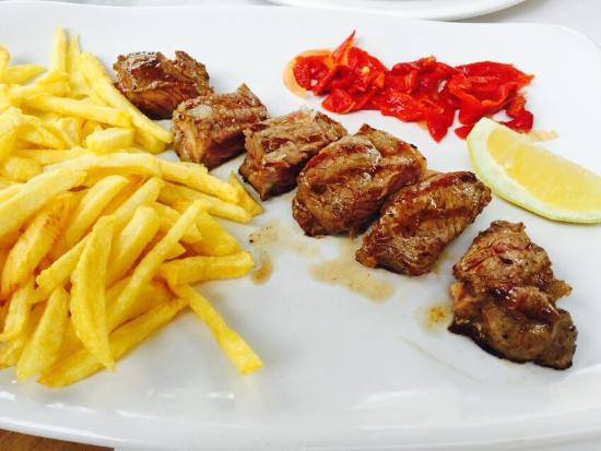 Comida en la terraza bild fr n restaurante casa eduardo for Restaurante la terraza de la casa barranquilla