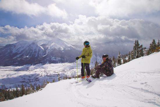 Crested Butte Mountain Resort: World Class Skiing, Snowboarding and Views