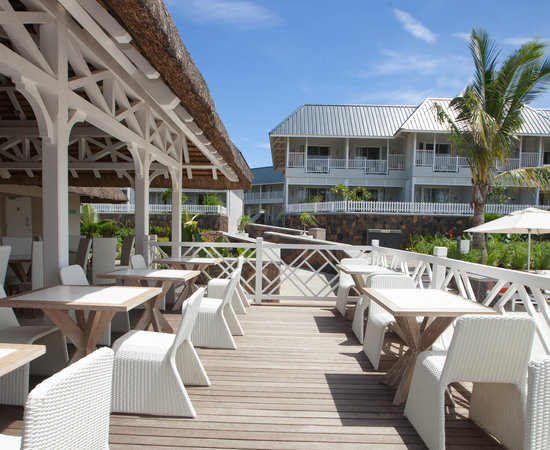 Le Comptoir Buffet Restaurant at the Radisson Blu Azuri Resort & Spa, Mauritius