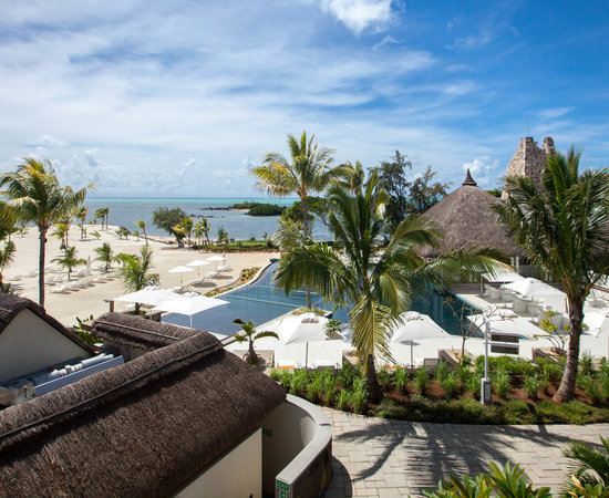 The Superior Room at the Radisson Blu Azuri Resort & Spa, Mauritius