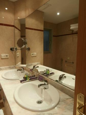 Ayre Hotel Ramiro I: bagno