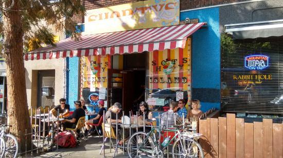 Coney Island Bar Seattle