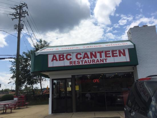 Fairfax County, VA: Abc Canteen