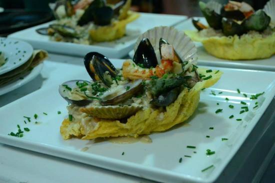 Hub Restaurante e Barra De Tragos