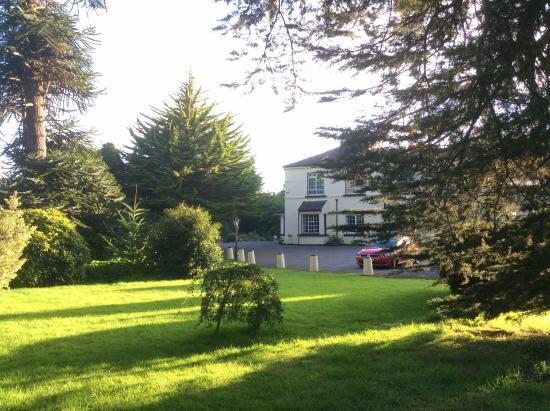 Coolcower House : Un paradiso
