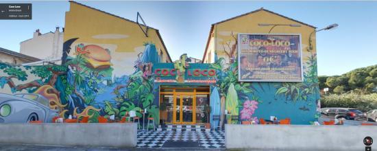 Coco Loco Burger