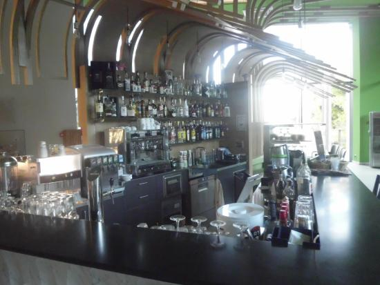 Albena, Bulgaria: lobby bar