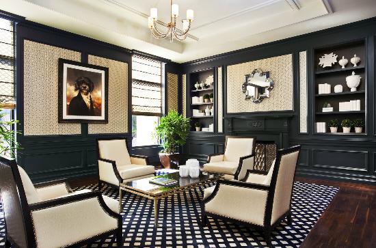 Sheraton Philadelphia Society Hill Hotel: Lobby