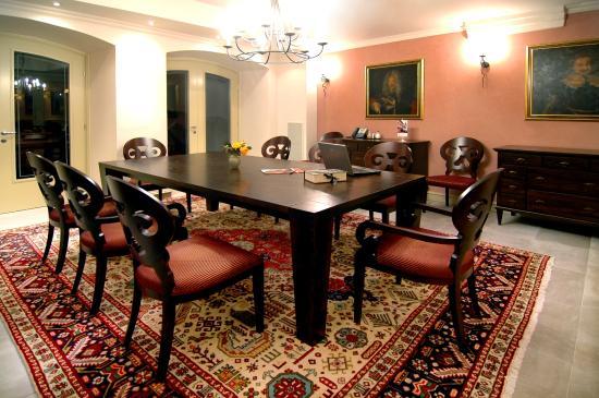 Board meeting room Salon Herberstein in Hotel Mitra