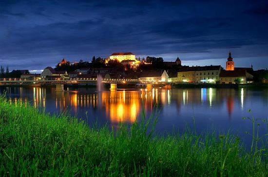 Hotel Mitra: A view of the oldest town in Slovenia and Styria - Ptuj