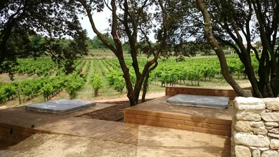 Spa, outdoors area at La Coquillade Village (WIP) - Photo de ...