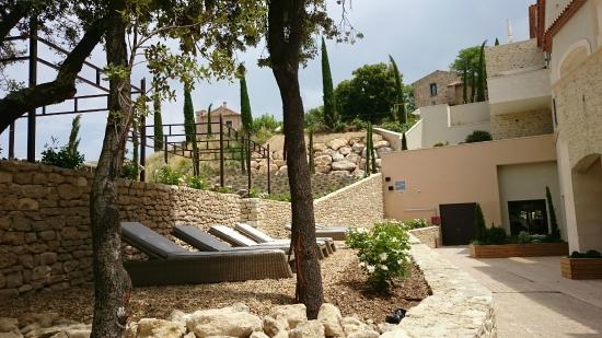 Relaxing areas, newly added wing and Spa - Picture of Coquillade ...