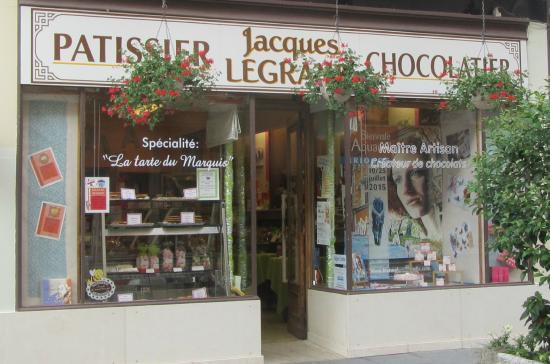 Patisserie LEGRAND Jacques