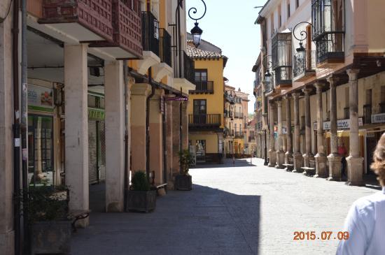 Vintage Spain: Lagar de Isilla