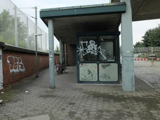 Hafenmuseum Hamburg: Zollanlage LINKSDURCH Zugang 3