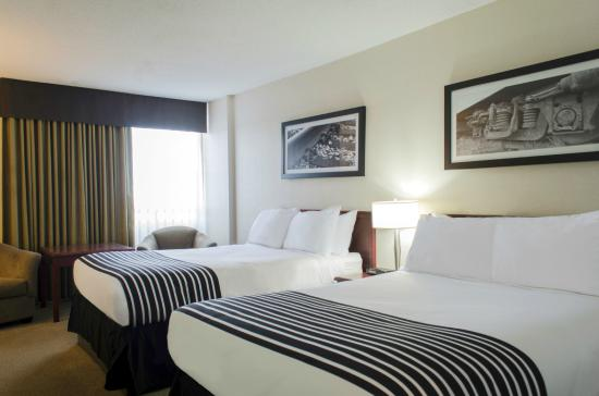 Sandman Hotel Saskatoon: Standard 2 Doubles