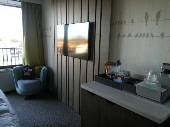 The Epiphany, a Joie de Vivre Hotel: Really cool design