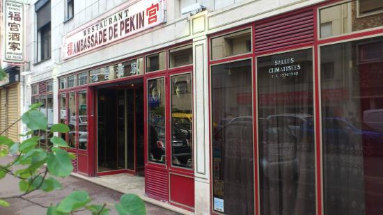 ambassade de pekin saint mande omd men om restauranger tripadvisor. Black Bedroom Furniture Sets. Home Design Ideas