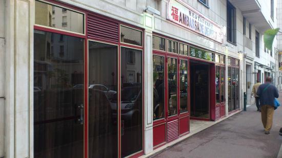 ambassade de pekin saint mande restaurant avis num ro de t l phone photos tripadvisor. Black Bedroom Furniture Sets. Home Design Ideas