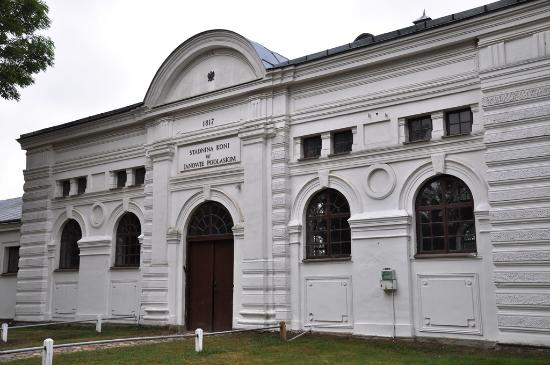 Janow Podlaski, Polen: Stadnina koni.